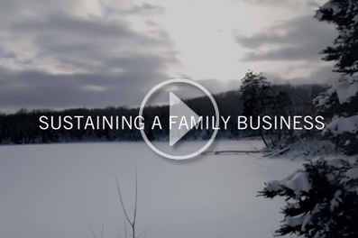 "View ""Sustaining A Family Business,"" a video by Red Wing Shoes about Lovdahl & Sons Logging"